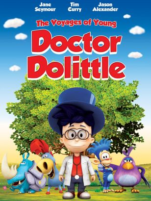 The Voyages of Young Doctor Dolittle [Animated TV Series]