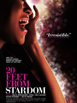 Twenty feet from stardom / a Gil Friesen and Tremolo production &#59; a Morgan Neville film &#59; produced by Caitrin Rogers, Gil Friesen &#59; direct