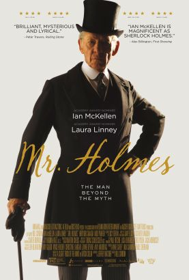 Mr. Holmes / Miramax and Roadside Attractions, AI Film and BBC Films present in association with Flimnation Entertainment an Archer Gray, See-Saw prod