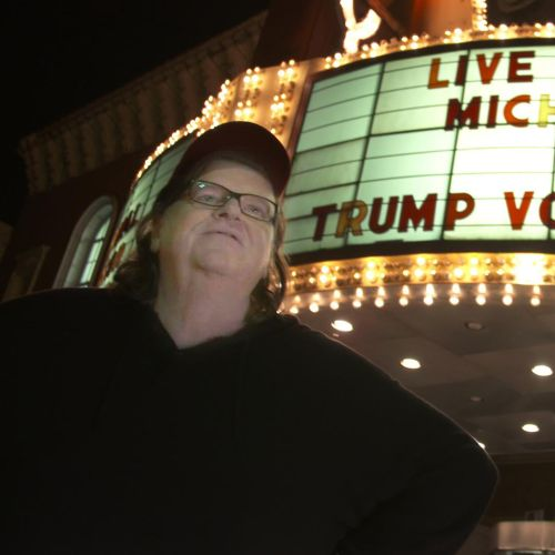 michael moore film Official website of the academy-award winning filmmaker and best-selling author, michael moore.