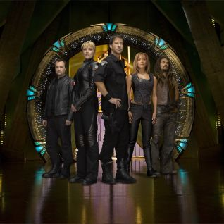 Stargate Atlantis [TV Series]