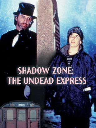 shadow zone the undead express 1996 stephen williams