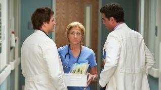 Nurse Jackie: The Wall