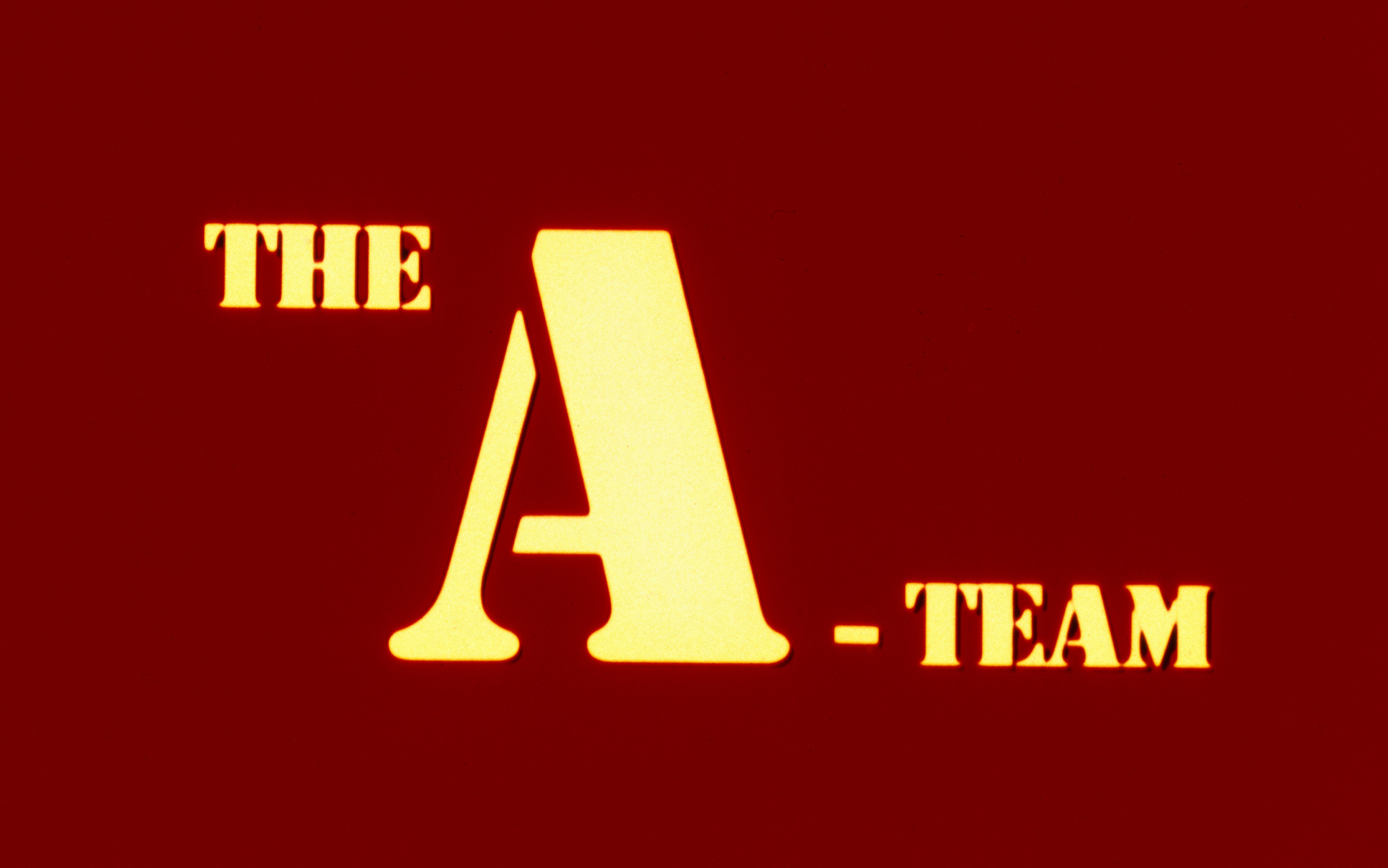 The A-Team [TV Series]