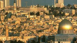 National Geographic: Jerusalem - Within These Walls