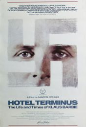 Hotel Terminus: The Life & Times Of Klaus Barbie - Marcel Ophuls (DVD) UPC: 854565001275