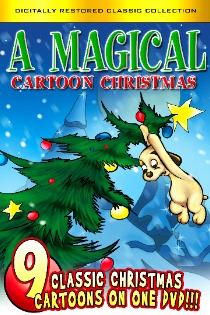 A Magic Cartoon Christmas