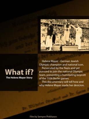 What If? (The Helene Mayer Story)