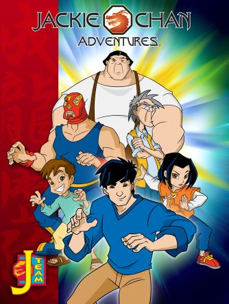 Jackie Chan Adventures
