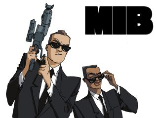 Men in Black [Film Series]