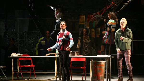 an overview of the theme of jonathan larsons play rent Brian lowdermilk (born december 14, 1982) is an american musical theater composer and lyricist  and a jonathan larson memorial fellowship at the dramatists guild.