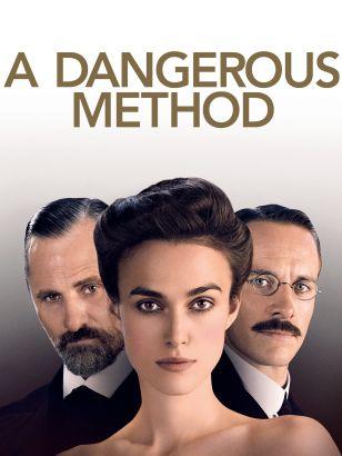 A Dangerous Method (2011) - David Cronenberg | Review ... A Dangerous Method Poster