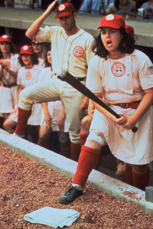 a film analysis of the movie a league of their own directed by penny marshall Film analysis: a league of their own essay 1301 words | 6 pages a league of their own (marshall, 1992) explicitly characterizes an american era when a woman's.