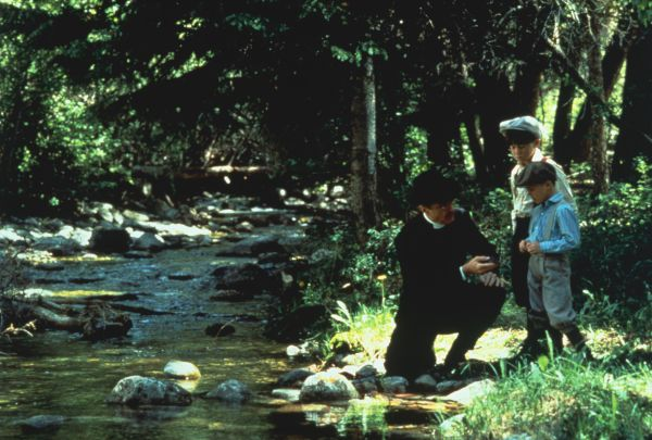 a river runs through it movie essay A river runs through it compresses the stylized personal essay and the movie portrayal of a river the movie and the book both portray the sense of.