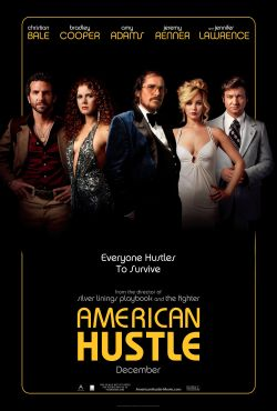 American hustle / Columbia Pictures and Annapurna Pictures present an Atlas Entertainment production, a David O. Russell film &#59; written by Eric Wa