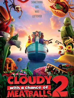 Cloudy with a chance of meatballs 2 / [directed by Cody Cameron, Kris Pearn].