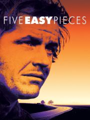 Five Easy Pieces - Jack Nicholson (DVD) UPC: 043396096592