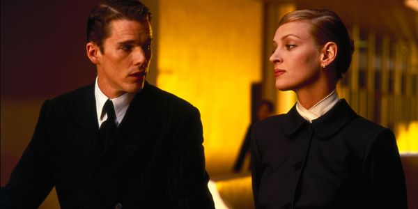 how does movie gattaca relate to Description gattaca is a 1997 american science fiction drama film the film  presents a biopunk vision of a society driven by liberal eugenics.
