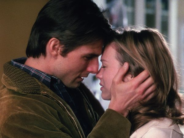 jerry maguire review I wasn't sure what to expect from this movie i had heard so little about it that i hardly knew who was in it or that the famous, you complete me.
