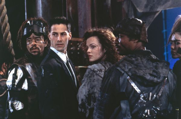 View photos from Johnny Mnemonic (1995) with Keanu Reeves and Dina
