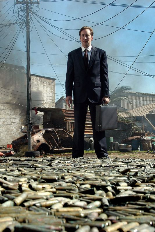 Lord of War 2005 Andrew Niccol