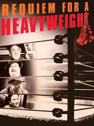 a review of requiem for a heavyweight a film by ralph nelson Heavyweight boxer mountain rivera finds himself at the end of his 17-year career after a 7th-round knockout by cassius clay after the fight, the new york state athletic commission pulls his card for good.