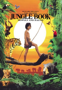 The Second Jungle Book: Mowgli and Baloo