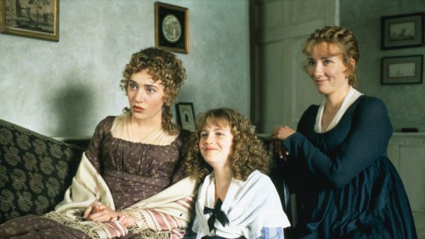 themes in sense and sensibility Sense and sensibility opens in a pastoral setting, with trees scattered about like  puffy green wigs on trunks a gigantic gilt frame at the back of.