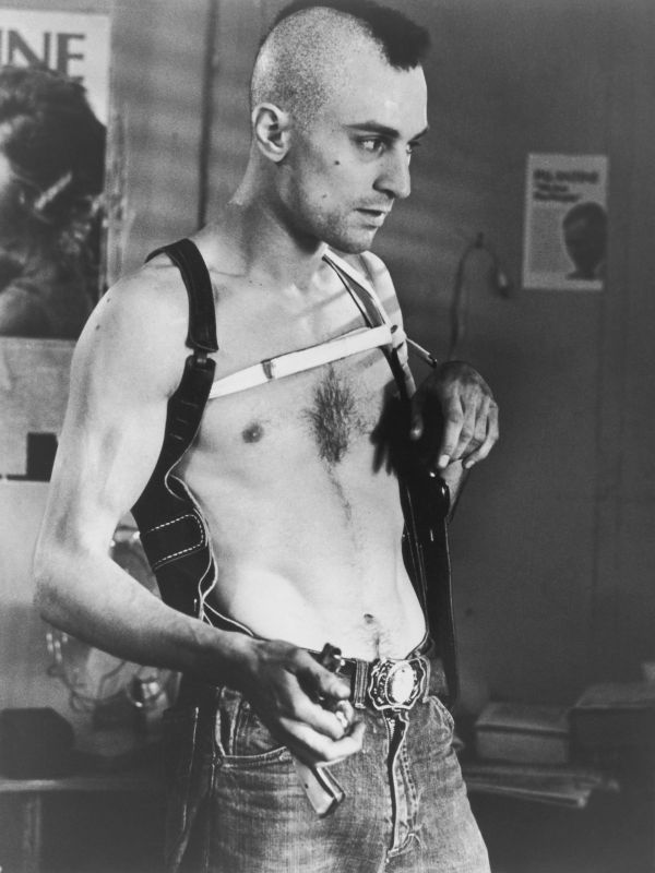 the other in the movie taxi driver by martin scorsese Martin scorsese, robert de niro on how classic 'taxi driver' line went from  ' taxi driver' cast reunite to mark 40th anniversary of iconic film  they locked the  door to keep other crew members out while de niro improvised.