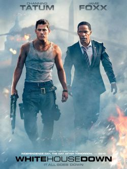 White House down / Columbia Pictures presents a Mythology Entertainment/Centropolis Entertainment production &#59; written by James Vanderbilt &#59; p