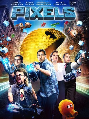 Pixels / director, Chris Columbus &#59; producers, Adam Sandler [and three others].