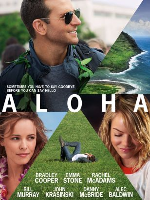Aloha / Columbia Pictures and Regency Enterprises present &#59; in association with LStar Capital and Ratpac Entertainment &#59; a Scott Rudin/Vinyl F