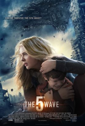 The 5th wave / Columbia Pictures presents &#59; in association with LStar Capital &#59; a Material/GK Films production &#59; screenplay by Susannah Gr