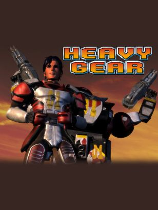 Heavy Gear [Animated Series]