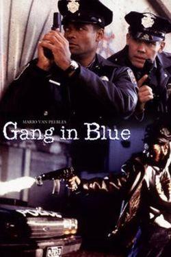 Gang in Blue