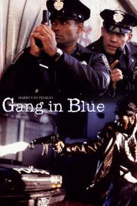 Gang in Blue
