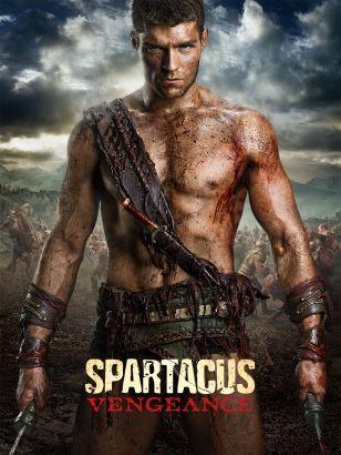 Spartacus: Vengeance: Season 02