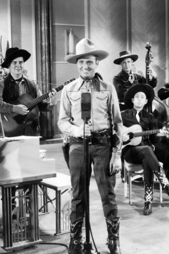gene autry guys Lyrics to who's gene autry  when the bad guys had to be stopped and somehow his bullets never drew any blood but the bad guys dropped when he shot.