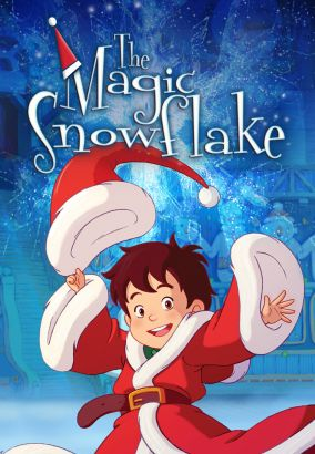 Santa's Apprentice and the Magical Snowflake
