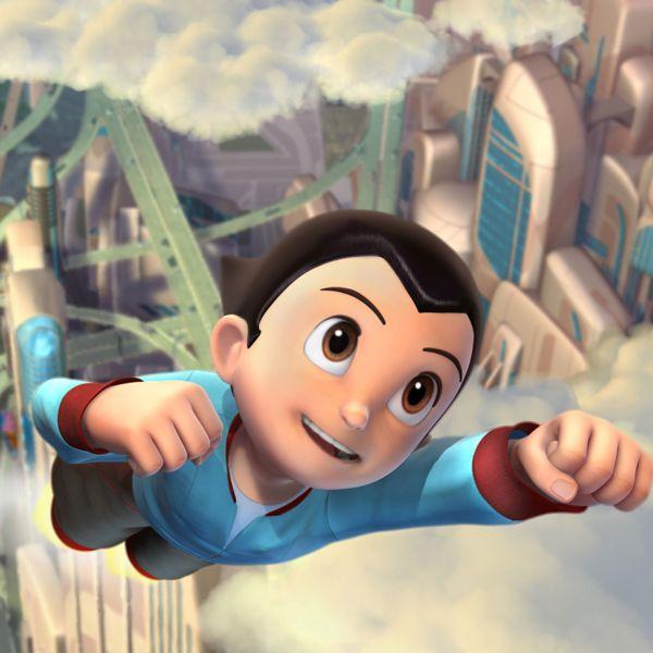 Astro Boy (2009) - David Bowers