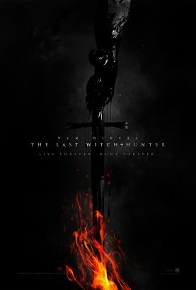 The last witch hunter / produced by Mark Canton, Vin Diesel, Bernie Goldmann &#59; written by Cory Goodman and Matt Sazama & Burk Sharpless &#59; dire