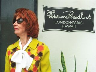 Unfolding Florence: The Many Lives of Florence Broadhurst