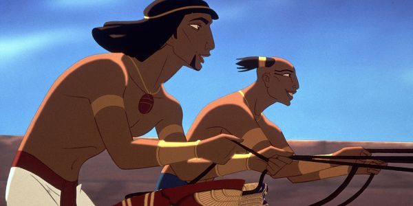 The Prince of Egypt (Der Prinz von Ägypten) – Program image