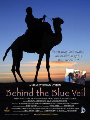 Behind the Blue Veil