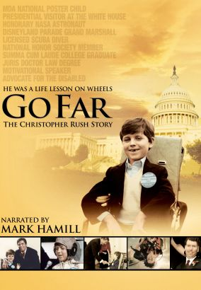 Go Far: The Christopher Rush Story