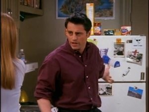Friends: The One with Joey's Fridge