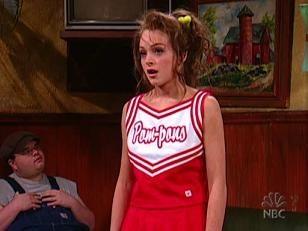 Saturday Night Live: Lindsay Lohan [1]