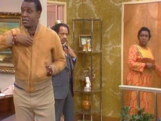 The Jeffersons: George's Skeleton