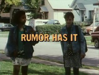 Degrassi Junior High: Rumor Has It