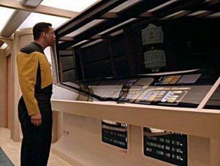 Star Trek: The Next Generation: Interface